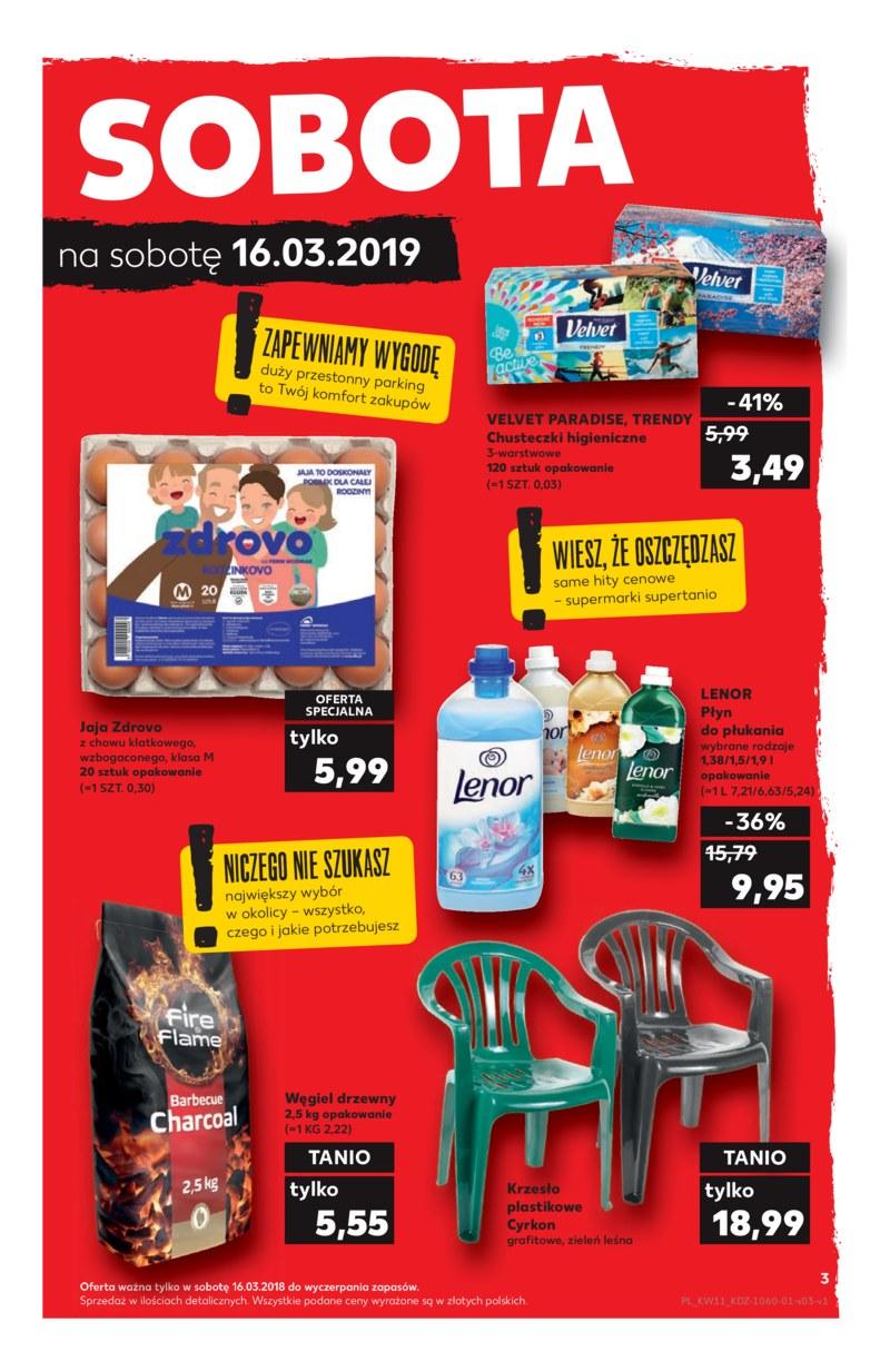 Kaufland Gazetka 14 Marca 2019